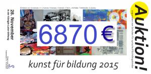 Auktion_2015 Verkauf